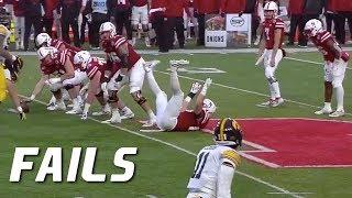 College Football Biggest Fails & Funniest Moments 2019-20 ᴴᴰ