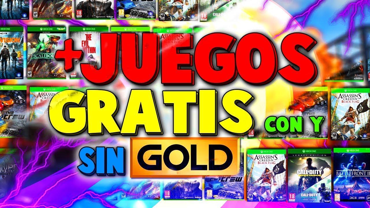 Descarga Juegos Gratis Para Xbox Sin Gold Xbox One Y Xbox 360