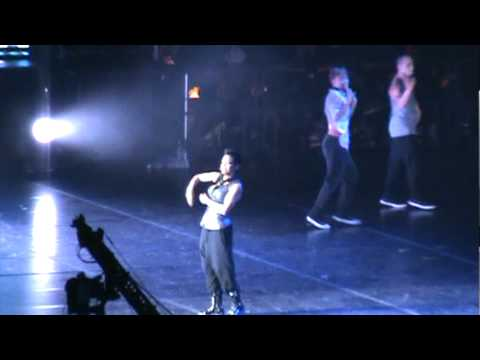 Janet Jackson  Call On Me  2010 Essence Music Festival, New Orleans  070210
