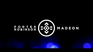 porter robinson madeon technicolor x divinity x innocence shelter remake