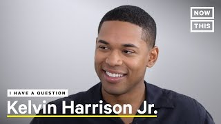 How 'Waves' Star Kelvin Harrison Jr. Was Transformed Working With Sterling K. Brown | NowThis