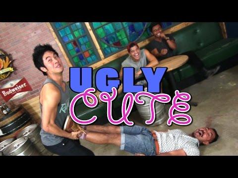 UGLY CUTE CHALLENGE! ft RYAN HIGA