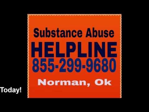 Substance Abuse Helpline Norman,Ok - (855)-299-9680 Free Abuse Hotline