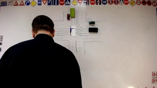 Тема 5: Знаки приоритета, сигналы светофора, сигналы регулировщика