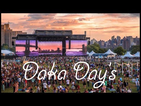 Panorama NYC music festival 2017