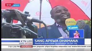 Gavana Sang\' aachiliwa kwa dhamana ya Sh1 milioni, aapa kurudisha shamba \'lililonyakuliwa\'