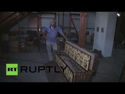 Germany: Mummy of the attic wanders to Berlin