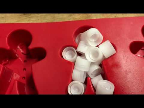 Ep40 Experiment  HDPE Cookie Man