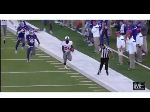 Tyreek Hill // Oklahoma State RB 2014 Highlight Video HD