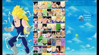 Dragon Ball Raging Blast MUGEN 2016 Download MG 1 Link
