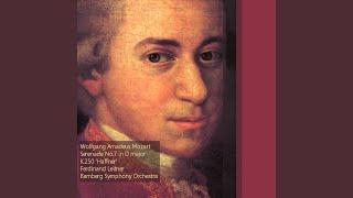 """Serenade No. 7 in D Major, K. 230 - """"Haffner"""": V. Menuetto galante"""