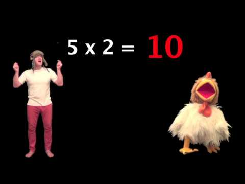 Vote No on : The 2 Times Table Song (version 2)