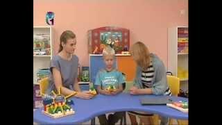Играем с ребенком в игру, которая поможет ему в выполнении уроков. Мастер класс для родителей