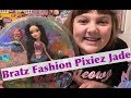 Banana's Christmas Gifts! 2007 Bratz Fashion Pixiez Jade Doll – Unboxing & Review