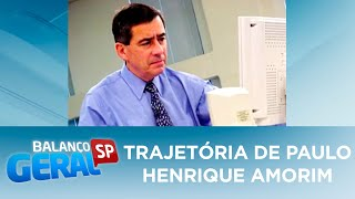 Reportagem especial do Balanço Geral mostra trajetória de Paulo Henrique Amorim