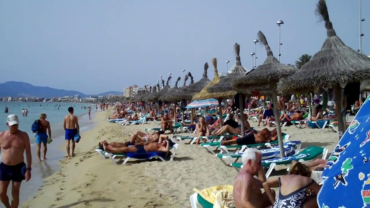 naked beach in spain