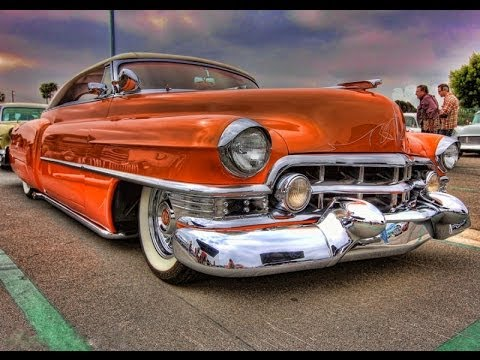 1951 Cadillac Custom Youtube