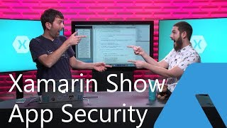 Mobile App Security with Kerry W. Lothrop | The Xamarin Show