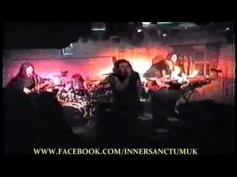 INNER SANCTUM 'TOMORROWS CONSCIENCE' LIVE SHUNTERS 1995