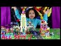 All Seven Sets Of DC Superhero Girls Legos(2017)All 7 DCsuperherogirls Legosets(2017)DCSHG