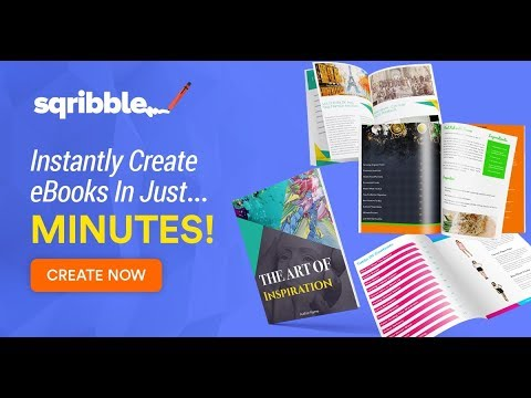 How To Create An Ebook In 3 Steps - Fast & Easy - Best EBook Creator Software