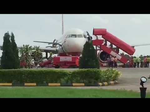 Air India 076/ Bhubaneswar (BBI) to Delhi (DEL)/ July 25th, 2017/ A321/