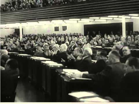 1952 Schumann Plan  Nachrichten, die das Volk nicht braucht! Teil 2