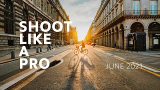 Rediscover Paris | #ShootLikeAPro: June 2021 #Shorts