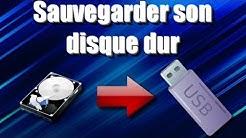 [TUTO]Sauvegarder son disque dur