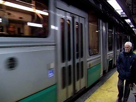 Government Center subway stop Blue Green Line MBTA Boston MA