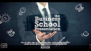 Business\School\College Presentation — After Effects project | Videohive template
