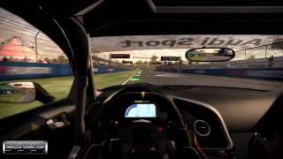 Need for Speed: Shift Gameplay - Audi R8 LMS (PC HD)