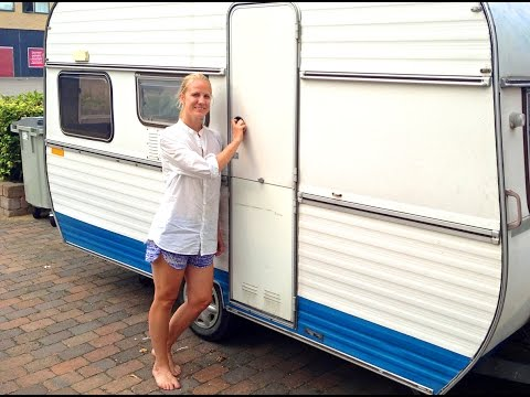 Camper Remodel 01: Remodelling for travel (walkthrough) - YouTube