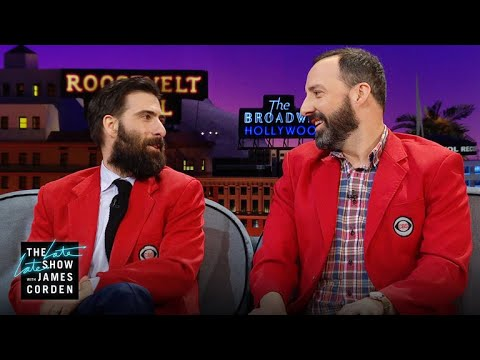 Tony Hale & Jason Schwartzman Pick Actors to Voice Their Dogs