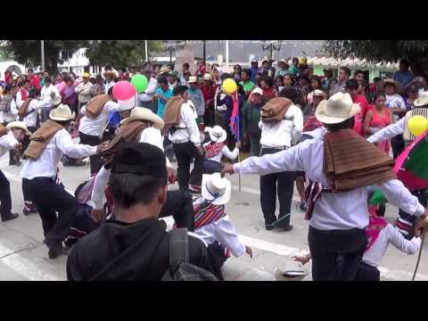 Carnavales de pacomarca en Huaytara-Huancavelica 2014