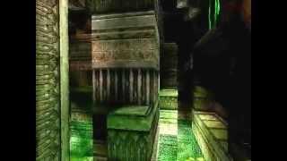 TRLE (23) The Skribblerz Stonez 5 - Temple La Rochelle part 2 walkthrough