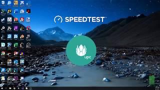 UPC Fiber Optics 500 Mbps Internet Review | Speed Test | Downloading Fortnite
