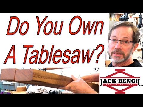 Every Table Saw User Should Know this!