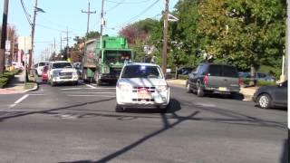 New Jersey/New York Port Authority responding 10-7-15
