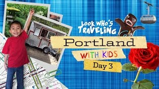 Washington Park & Oregon Zoo (Things to do in Portland with Kids): Look Who