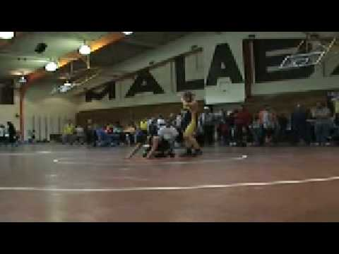 Devan Maxwell, Streetsboro vs 90# @ SWAT Monster Y...