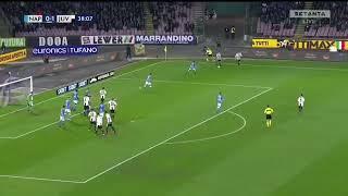 Gol Emre Can: Napoli 0x2 Juventus