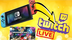 Nintendo Switch auf Twitch - LIVESTREAM TUTORIAL