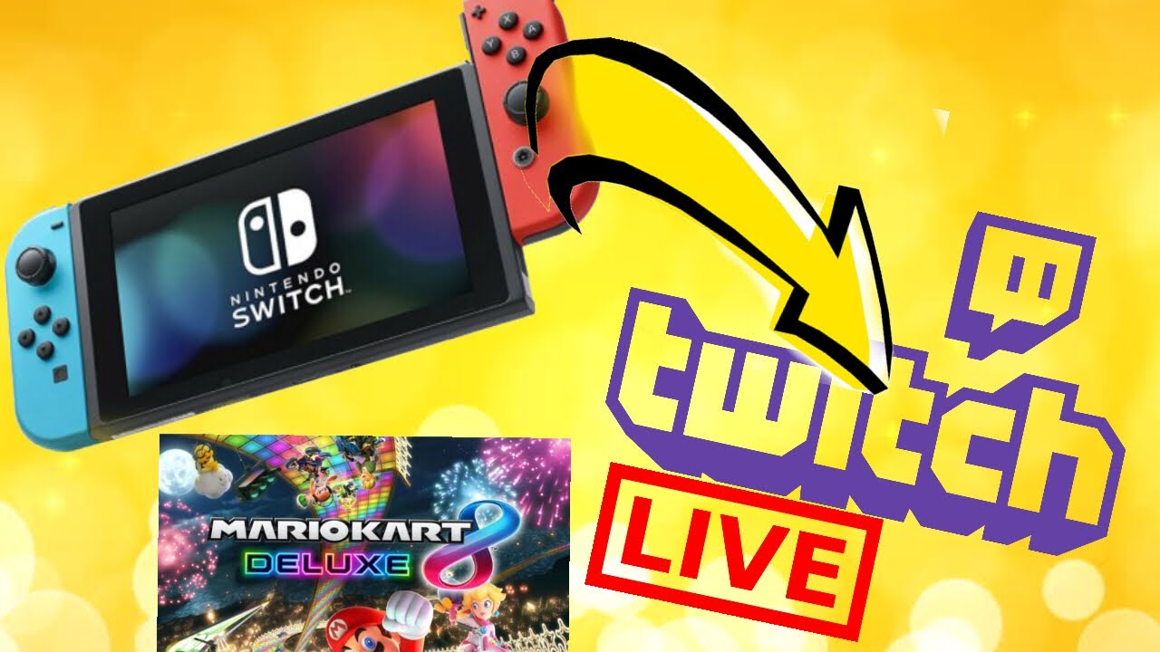 Download Nintendo Switch auf Twitch - LIVESTREAM TUTORIAL
