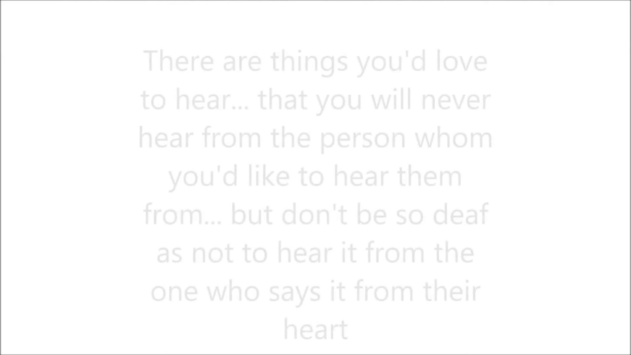 How Say I Love U Quotes