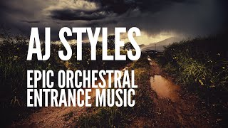 Video AJ Styles - Phenomenal (Orchestral Remix) download MP3, 3GP, MP4, WEBM, AVI, FLV Juli 2018