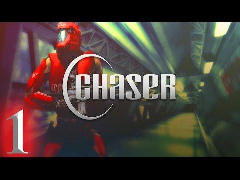 Chaser - 1080p (60 FPS) HD Walkthrough Mission 1 - Majestic Station