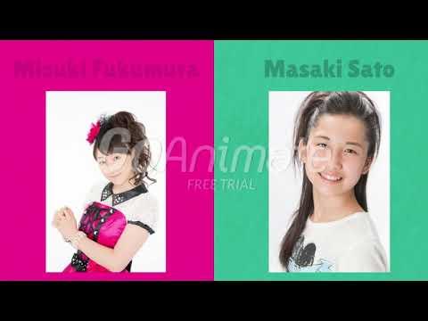 Mizuki Fukumura And Masaki Sato - Mamotte Agetai MP3