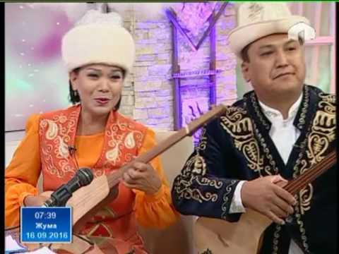 Чет элдиктерди суктандырган кыргыз музыкасы