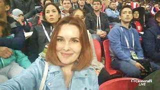 Chile - Alemania 2017 Copa Confederaciones en vivo